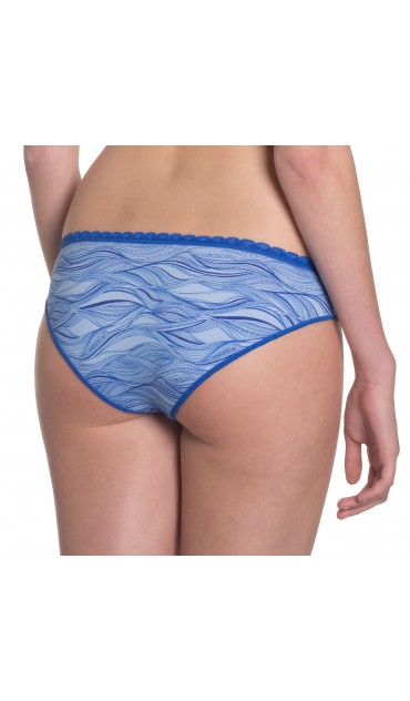 braguita - Bikini Slip Steady Suzie - blue waves