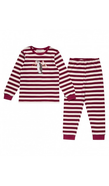 LONG JOHN RETRO Girls Pyjama
