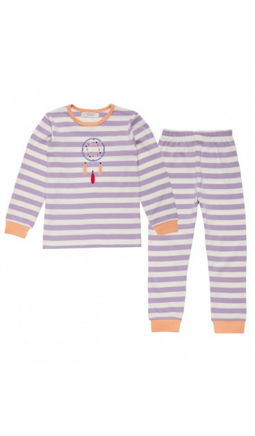 LONG JOHN stripes / LONG JOHN RETRO Niña Pyjama