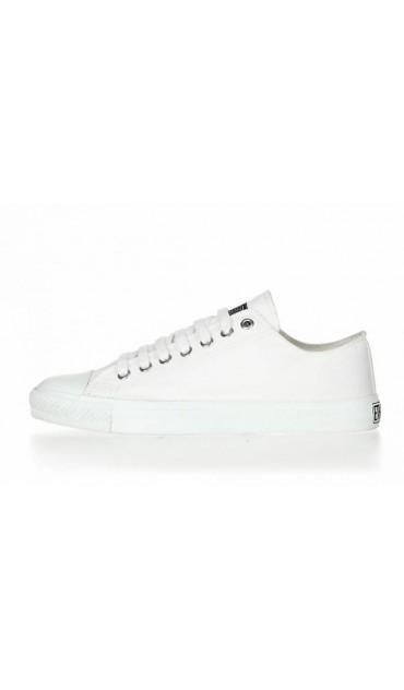 Fair Trainer White Cap Lo Cut Collection 17 Just White | Just White