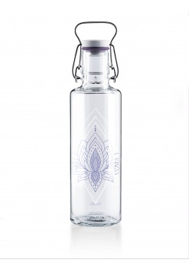 "Botella Soulbottle 0,6l ""Just breathe"""