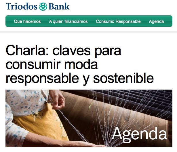 Evento Triodos Bank Malaga